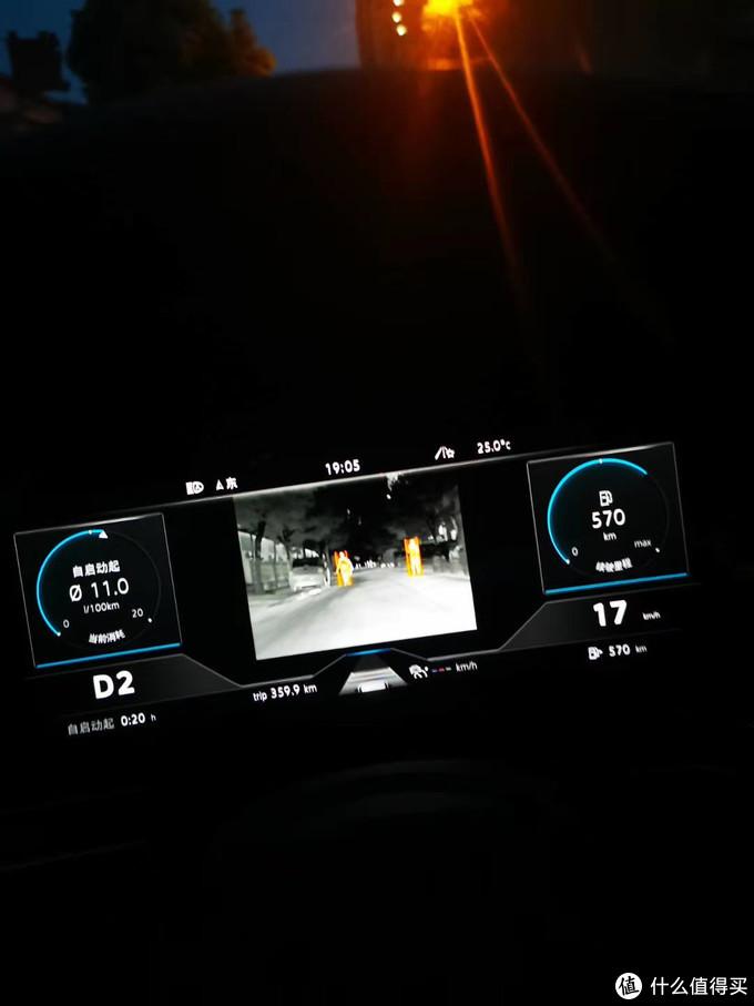 新款大众途锐升级原厂夜视热成像系统案例分享