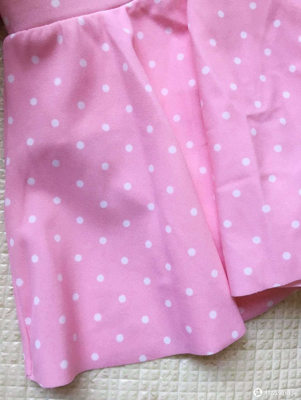 入夏囤衣季  巴拉巴拉女童七分袖分体泳衣