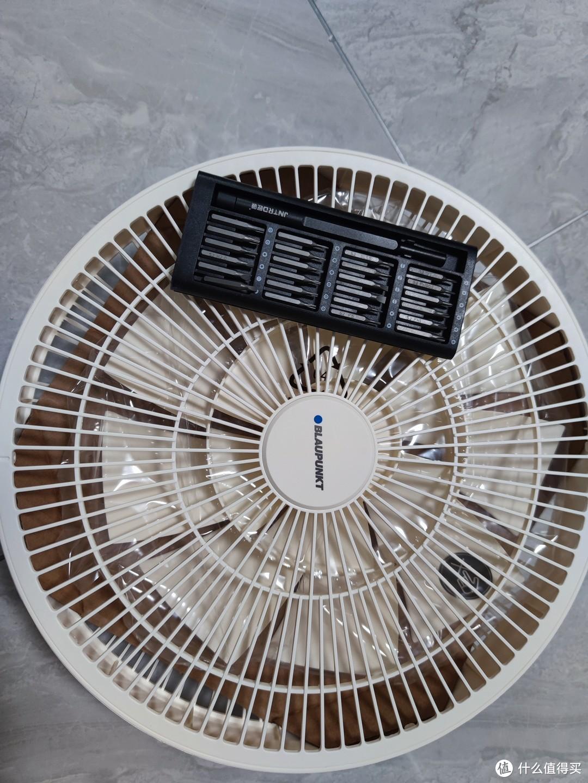 享受专属于你的风-----德国蓝宝空气循环扇X2体验