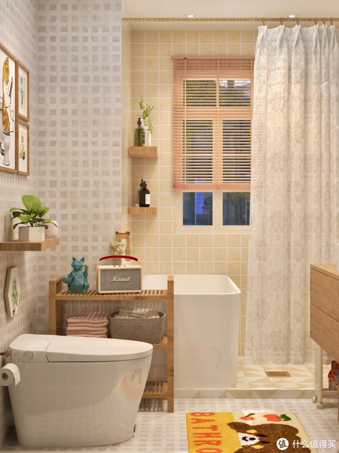我的花式洗澡日常:花洒和mini浴缸