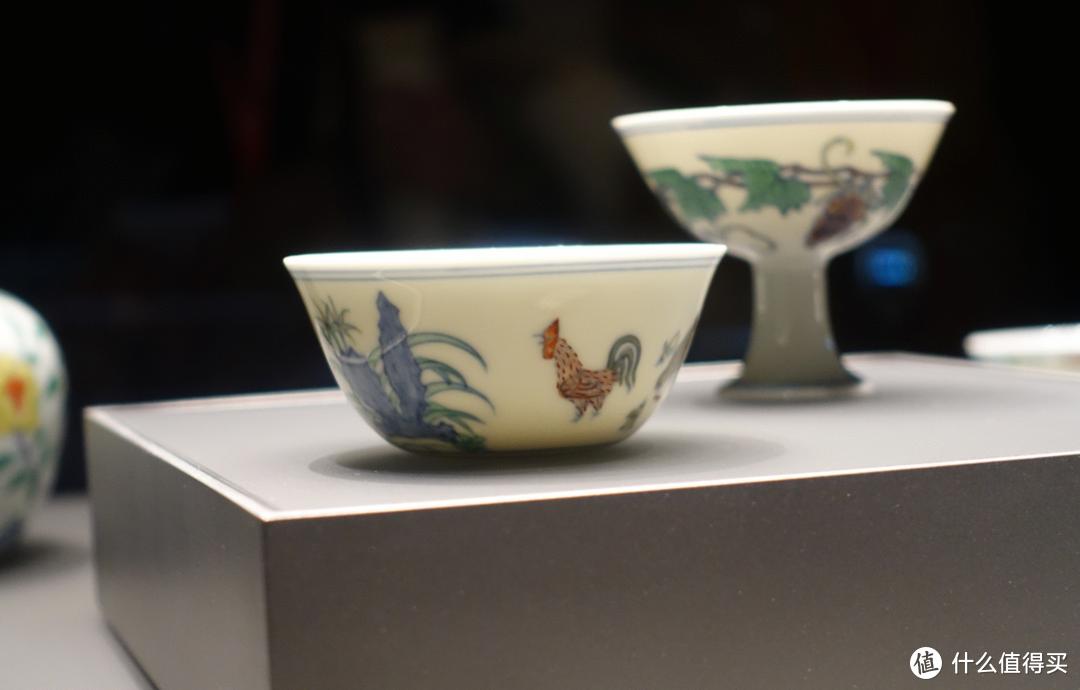 大英博物馆鸡公杯近景