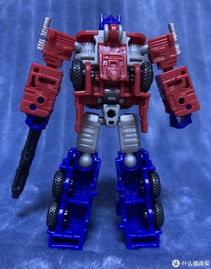 核心级变形金刚之擎天柱 威震天 红蜘蛛