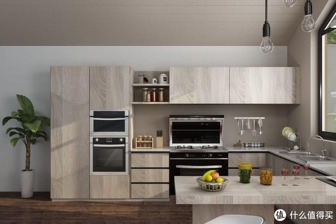 厨房有哪些合理又实用的布局?