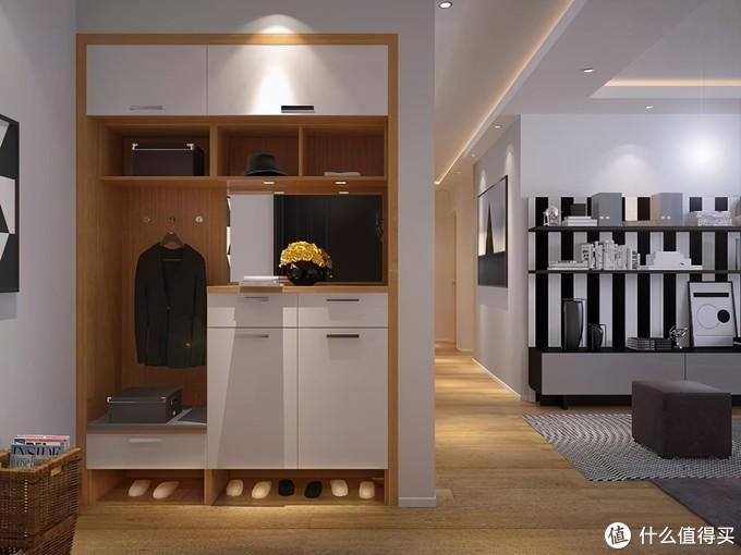 家装鞋柜设计要注意哪些