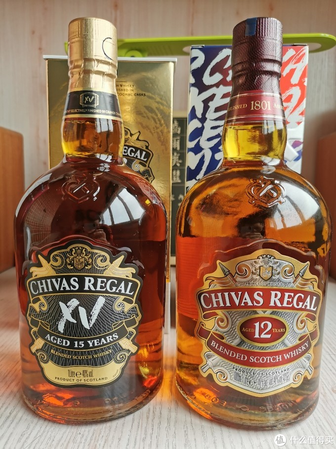 芝华士15年(XV)酒评