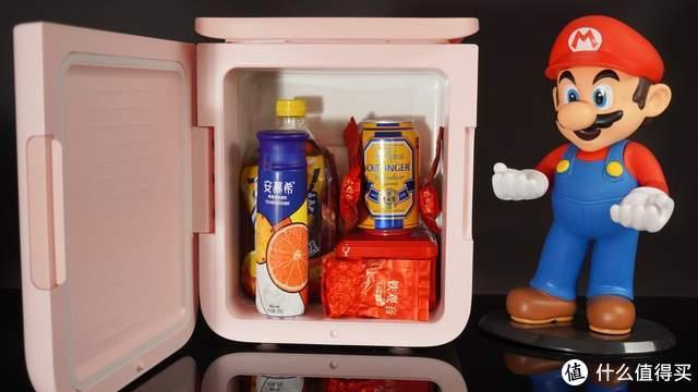 一手掌握你的夏日 - 倍思小冰屋学生冰箱