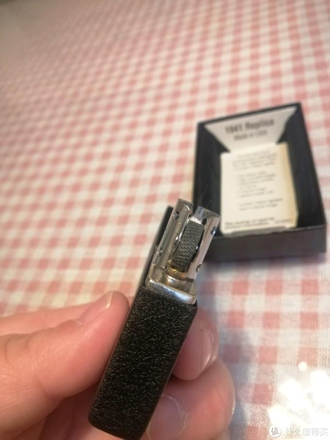 不抽烟也可以拥有Zippo,1941复刻黑裂漆