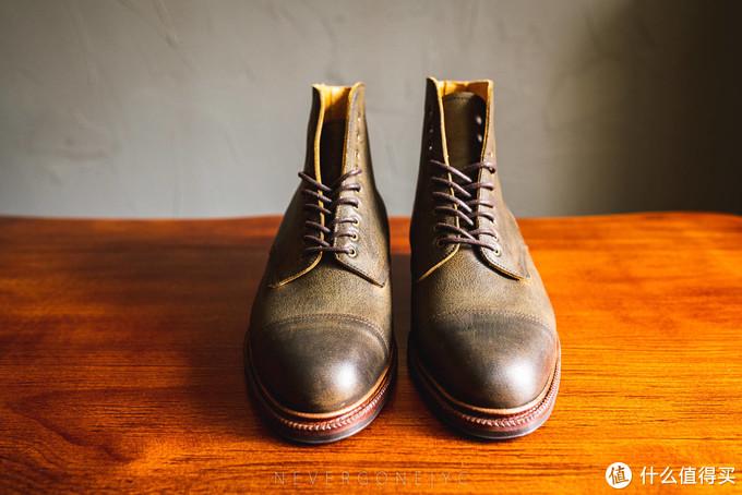 非洲神秘的野性力量——Meermin Kudu Jumper半工装靴