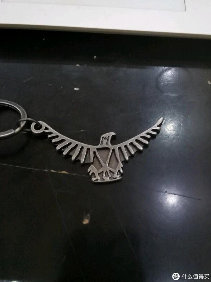 小鹰钥匙扣