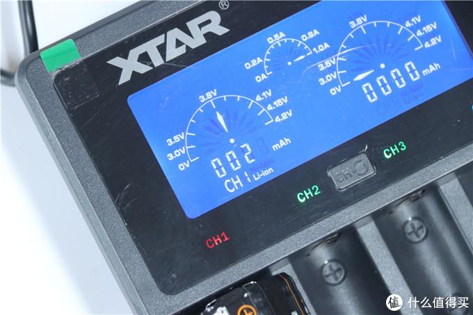 大屏显示电池全兼容,一次可充四节!XTAR VC4L智能充电器实测