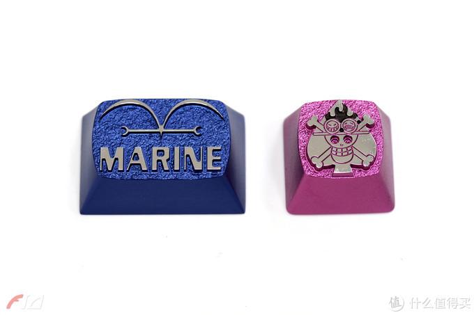火一般的梦想和绝对正义 | ZOMO 顶上战争之艾斯 & 海军金属键帽