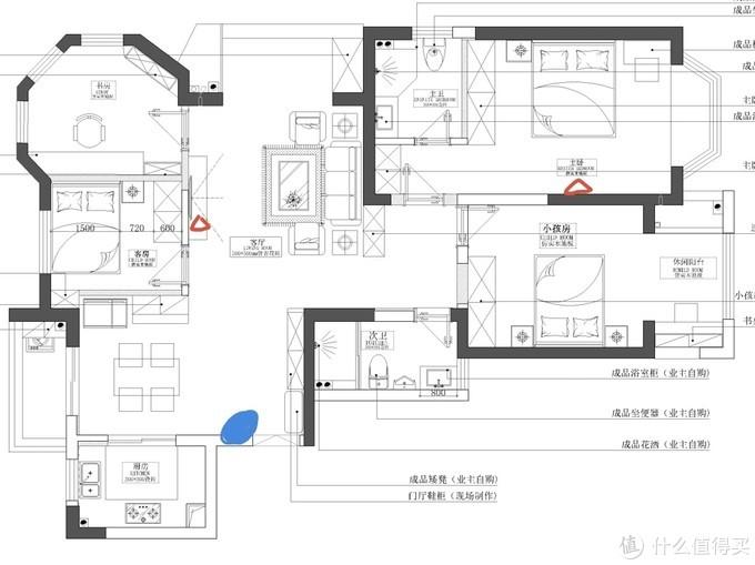 我的家庭弱电设计方案,满足无缝漫游和5G全覆盖