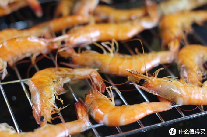 有烤箱就能做,可以尝到虾的鲜甜的和风汁烤虾