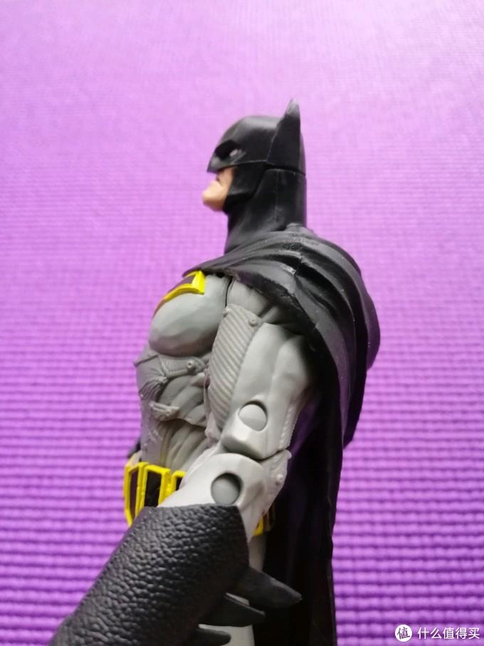 麦克法兰 DC系列玩具,高性价比入手蝙蝠侠