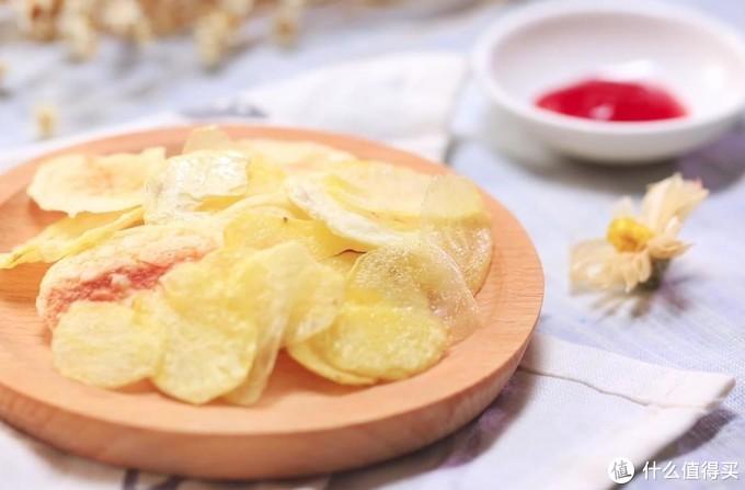 微波炉美食:蔬菌培根、烤薯片