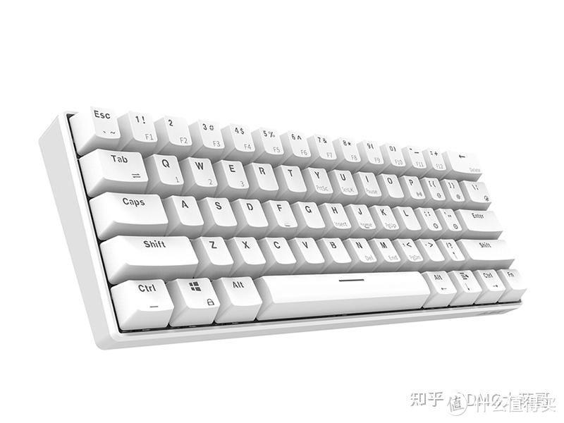 机械键盘大实话!关于机械键盘的免智商税指南