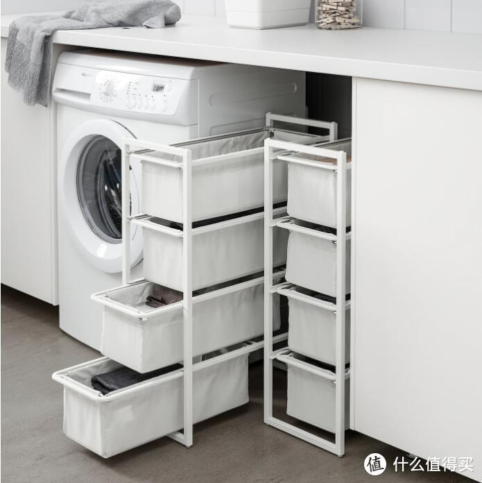 除了普通的收纳工具之外,你还可以这样利用居家空间