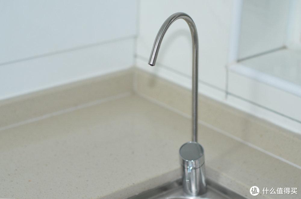 深层过滤,高效净水:CHANITEX 佳尼特 CXR700-T1 反渗透净水机