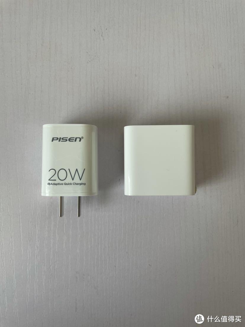 品胜精造-20W PD充电头开箱体验