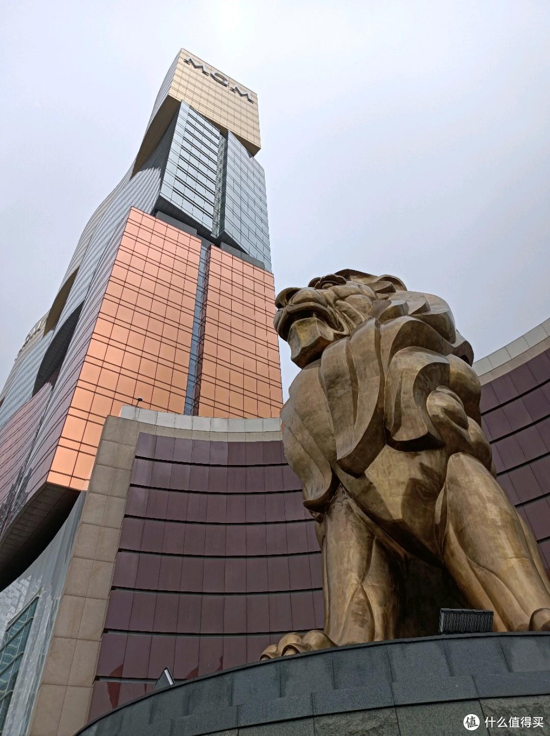 澳门美高梅,狮子为什么这么大?