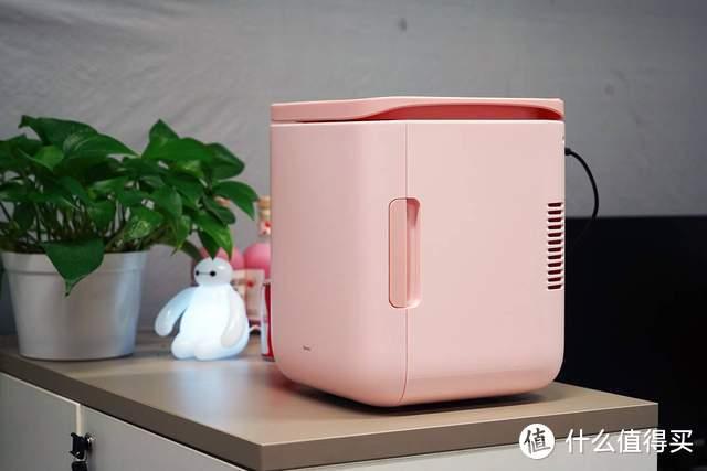 可冷可暖、近乎0噪音,网红学生冰箱倍思小冰屋到手