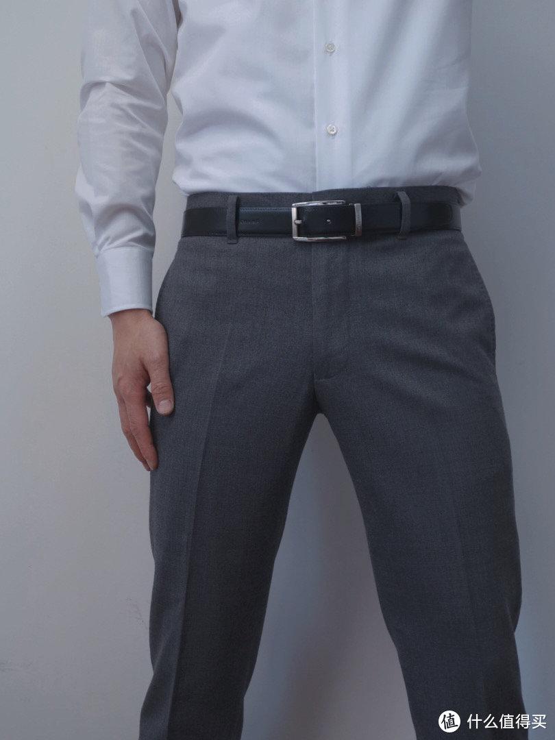 从TONY到LONGCHAMP-珑骧男士Delta Box 系列男士腰带晒单