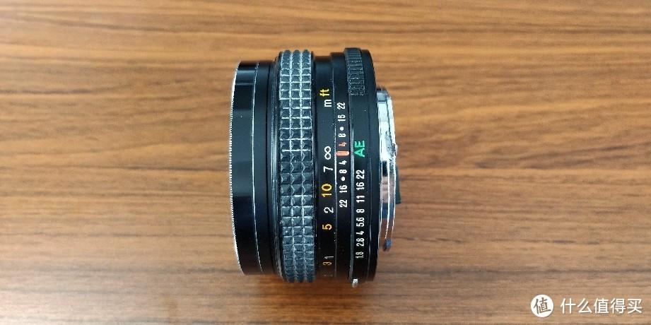 六珑镜(4): Konica Hexanon AR 40mm F1.8
