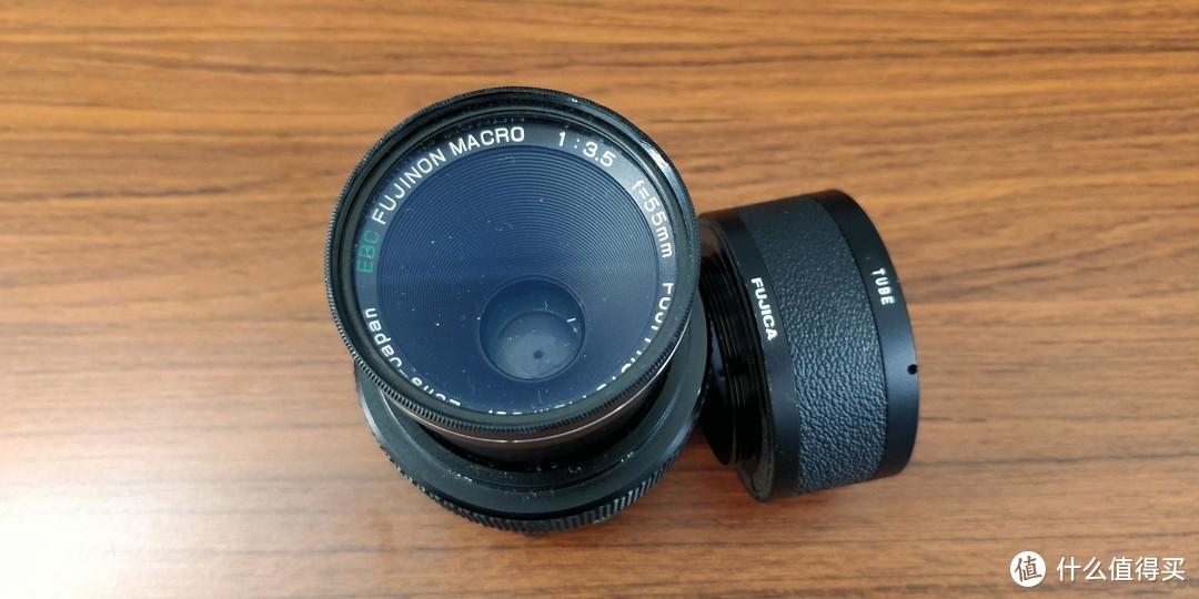螺纹掠影(18):EBC Fujinon Macro 55mm F3.5