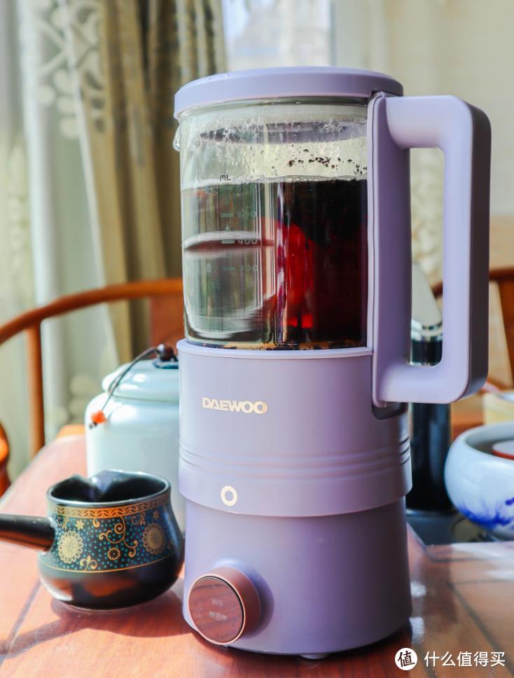 一看就会 | 快手元气早餐+醒神下午茶让大宇轻养破壁机帮我实现了(附海量食谱)