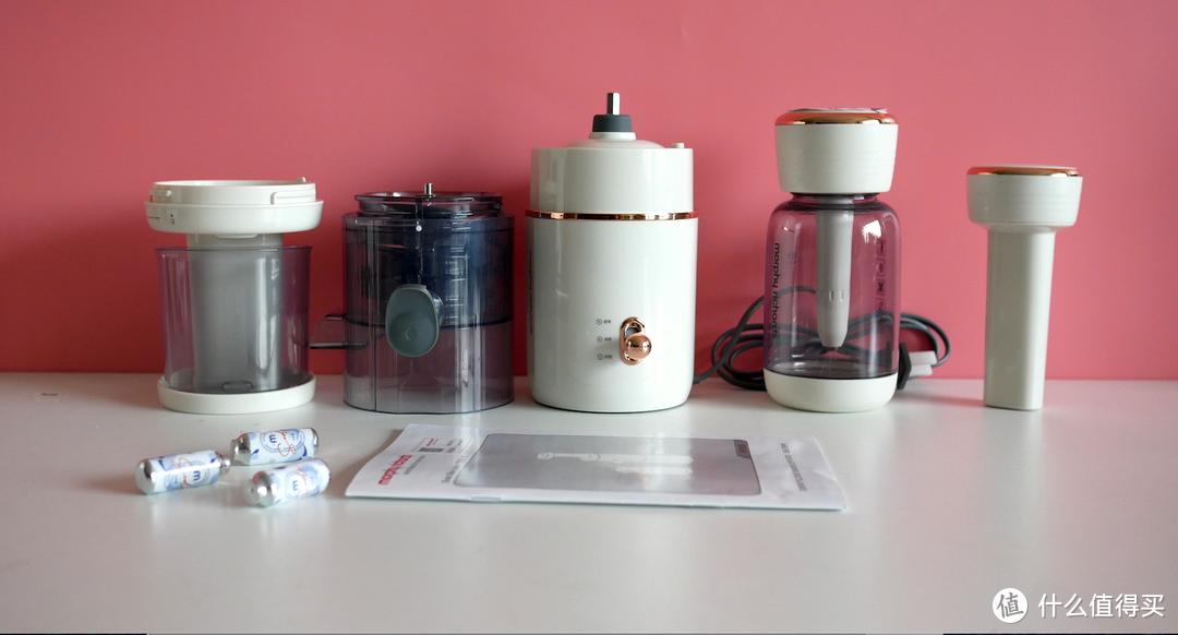 自制气泡纯果汁,好喝又好玩,摩飞气泡原汁机助我一招搞定熊孩子