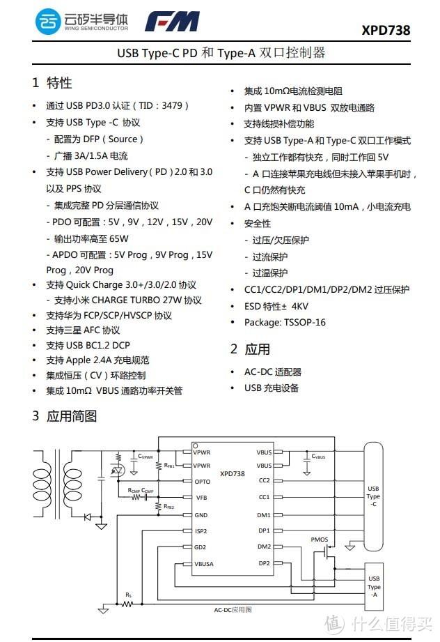 拆解报告:JOYROOM机乐堂30W 1A1C快充充电器