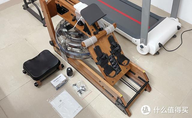 野小兽K30划船机开箱体验:2021年的减肥目标看似可以达成了