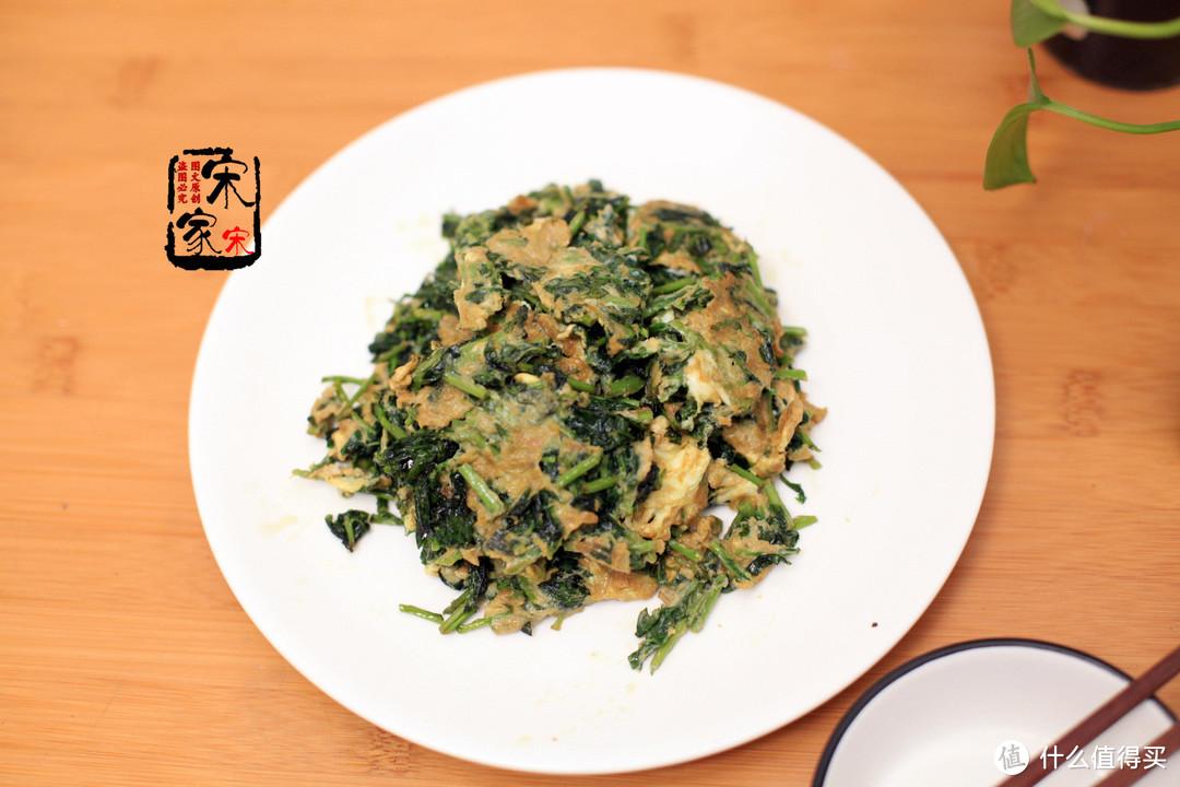 这野菜下火明目营养高,野外成片长,很多人不会吃