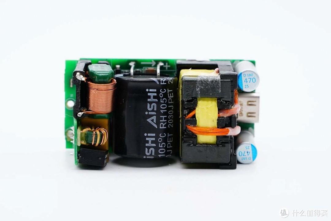 拆解报告:Lenovo联想65W PD快充充电器康舒版