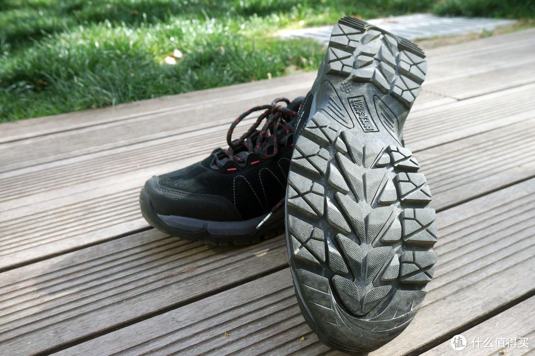 阿迪耐克拜拜,新国货出现!无需很贵,同样舒适,图途绿巨人户外徒步鞋体验有感!