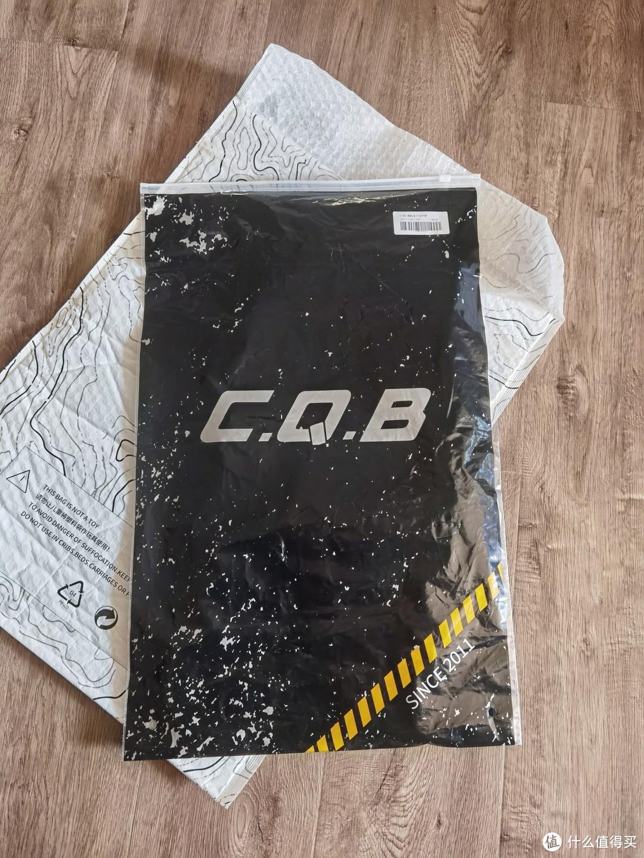 C.Q.B 通勤速干战术裤测评