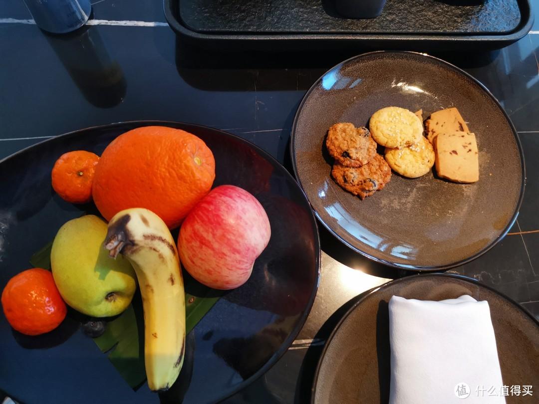 入住欢迎水果