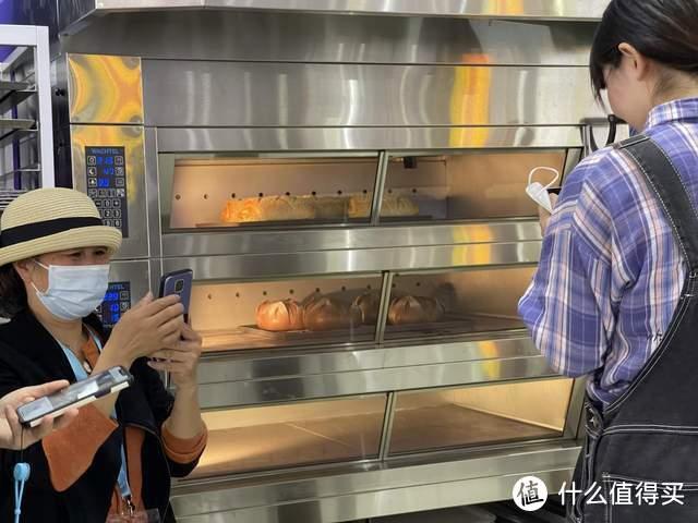 来,跟我一起看2021年上海烘焙展