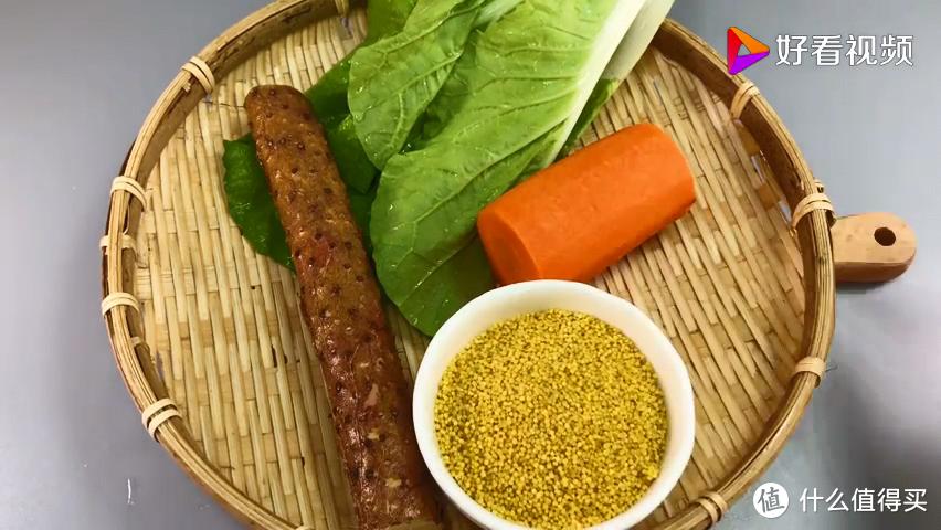 【宝宝辅食食谱】:山药胡萝卜粥,软糯香甜促进宝宝消化