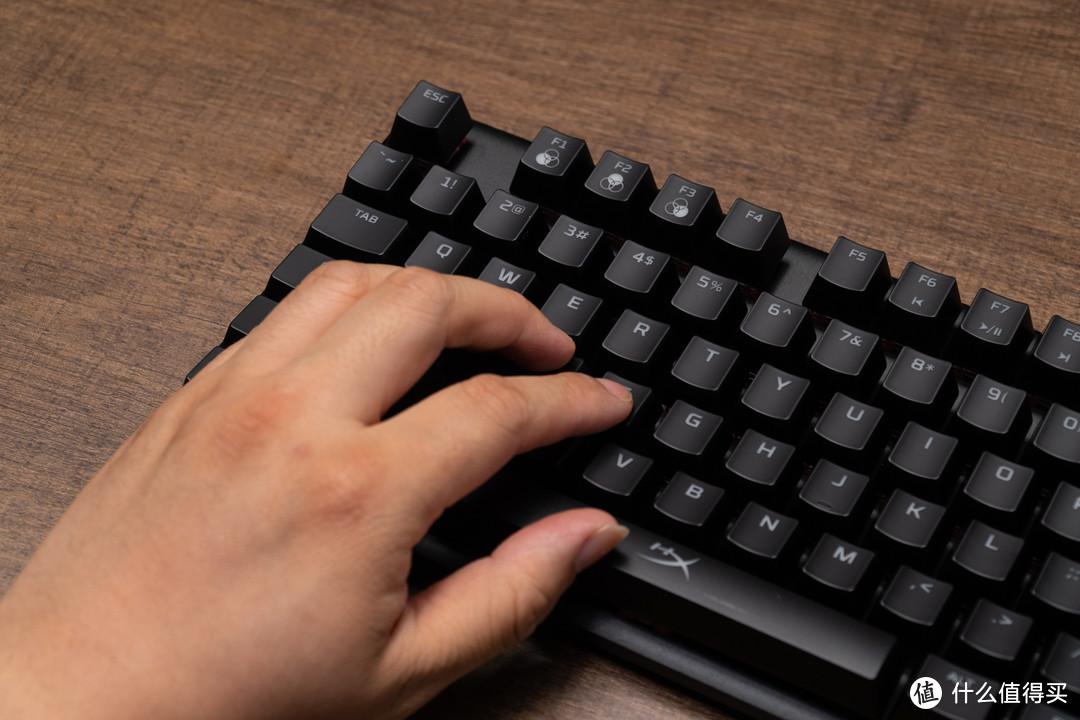 自购推荐游戏键鼠套——HyperX阿洛伊 起源键盘+炫火鼠标开箱简评