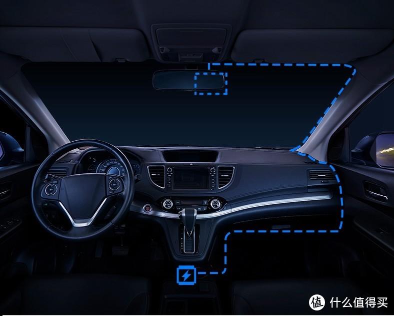 打工人的物美价廉之选:360行车记录仪G300 3K版使用体验及评测