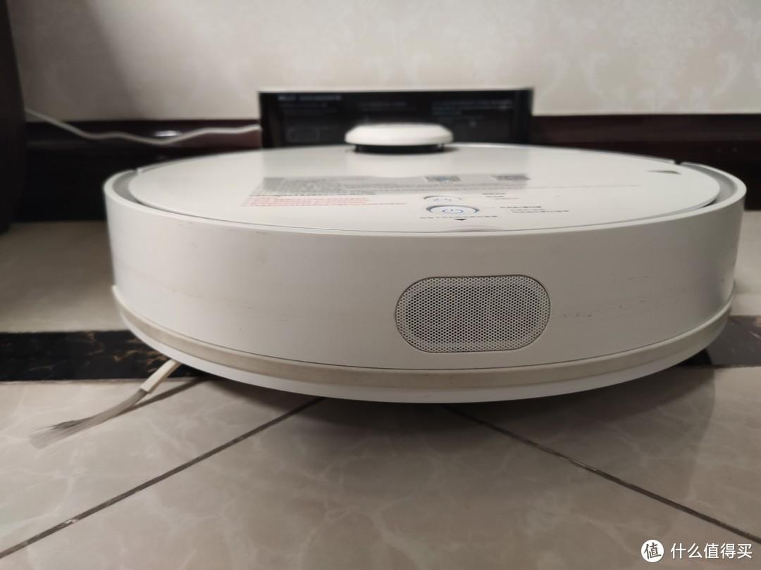 360扫地机X90开箱测评体验