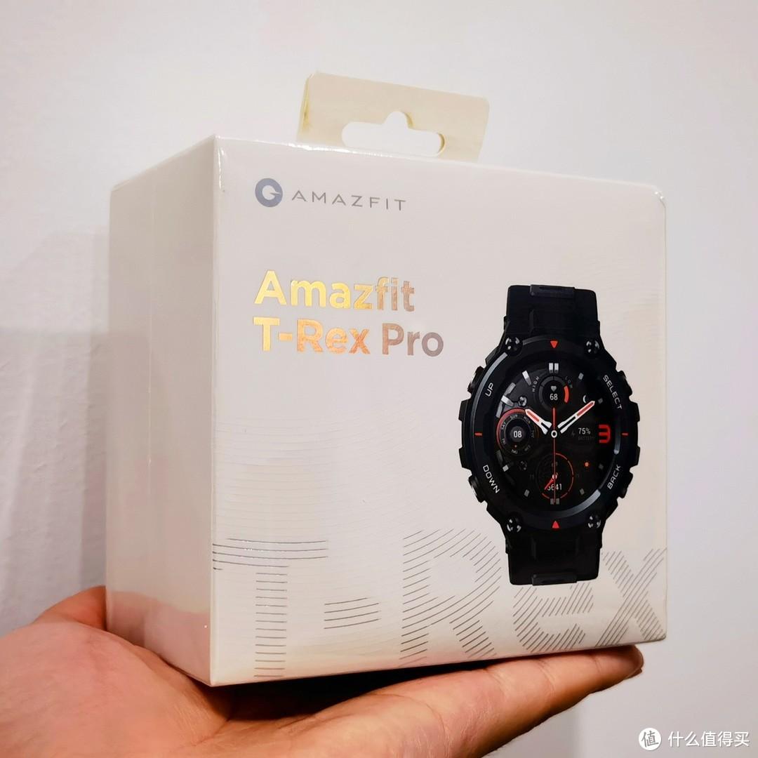 唯有理想与户外运动不可怠慢——Amazfit T-Rex Pro