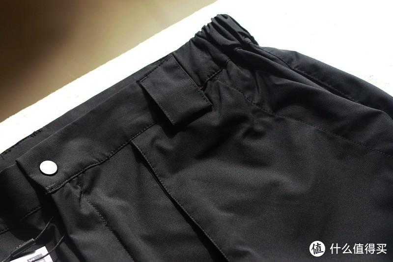 轻机能全天候 fooxmet凤谜吸湿速干休闲裤