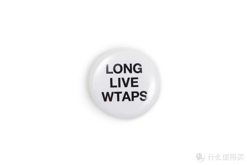 WTAPS的经典标语