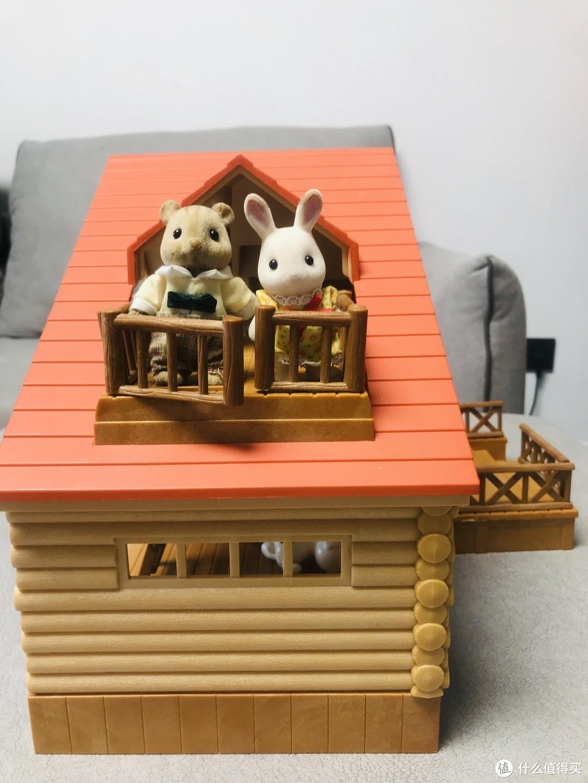 奢侈的过家家玩具——森贝儿家族