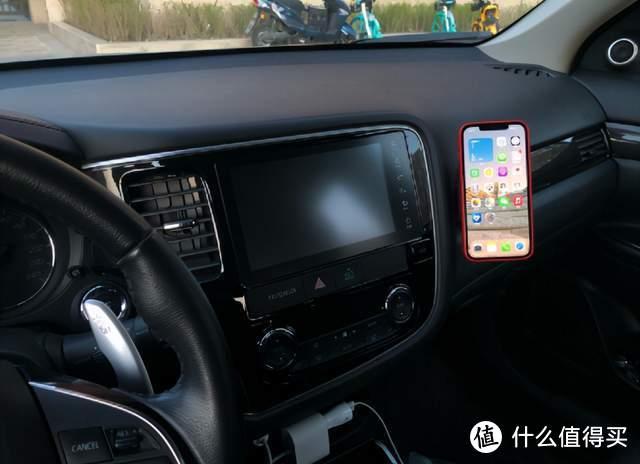 单手取放,一放即充,亿色车载磁吸无线充电器开启充电新方式