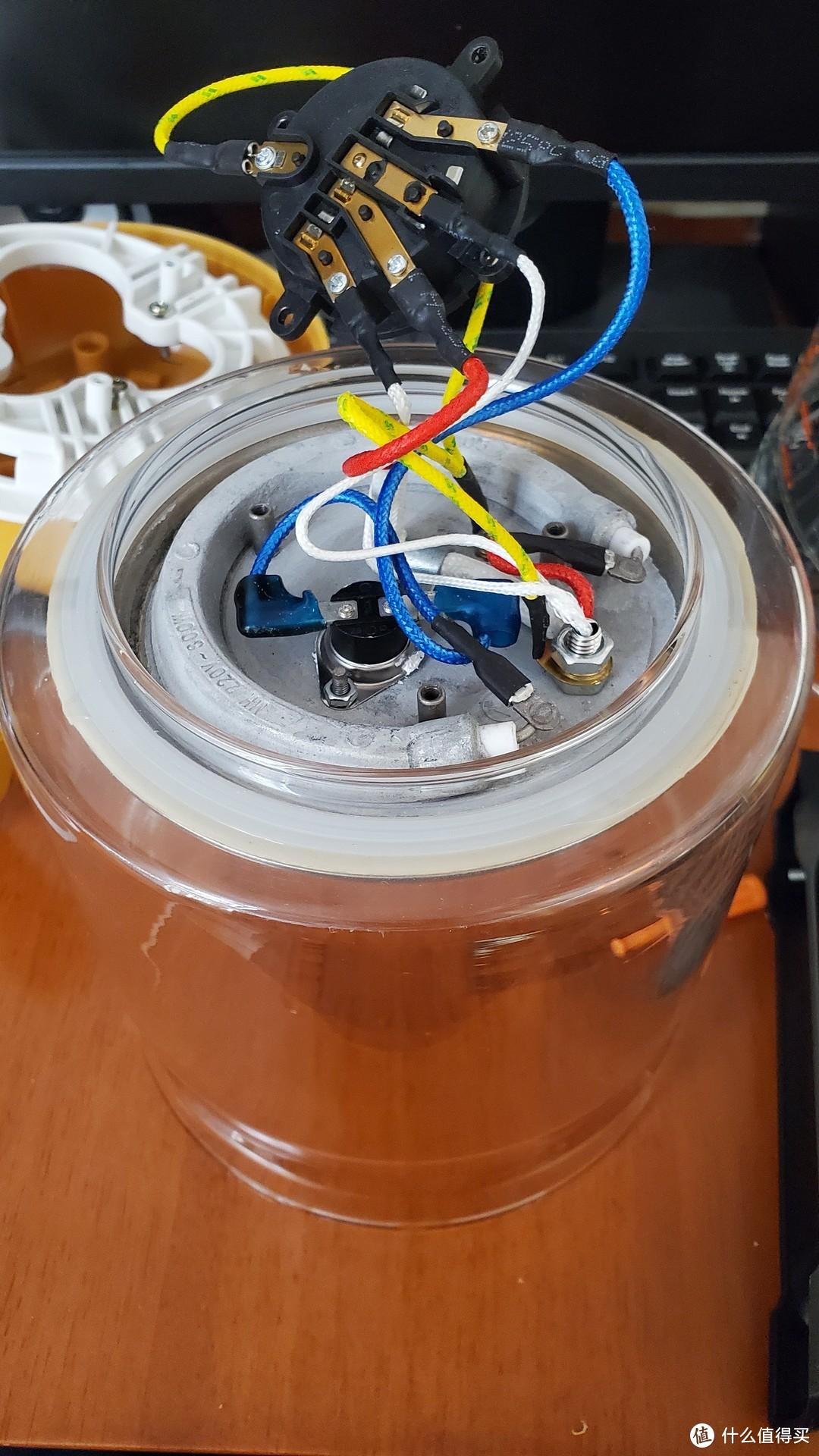 养生壶玻璃壶身损坏,更换壶身记录