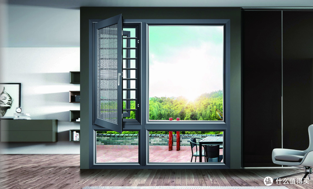 高层住户应该选择什么样的窗户?高层封阳台有什么注意事项?