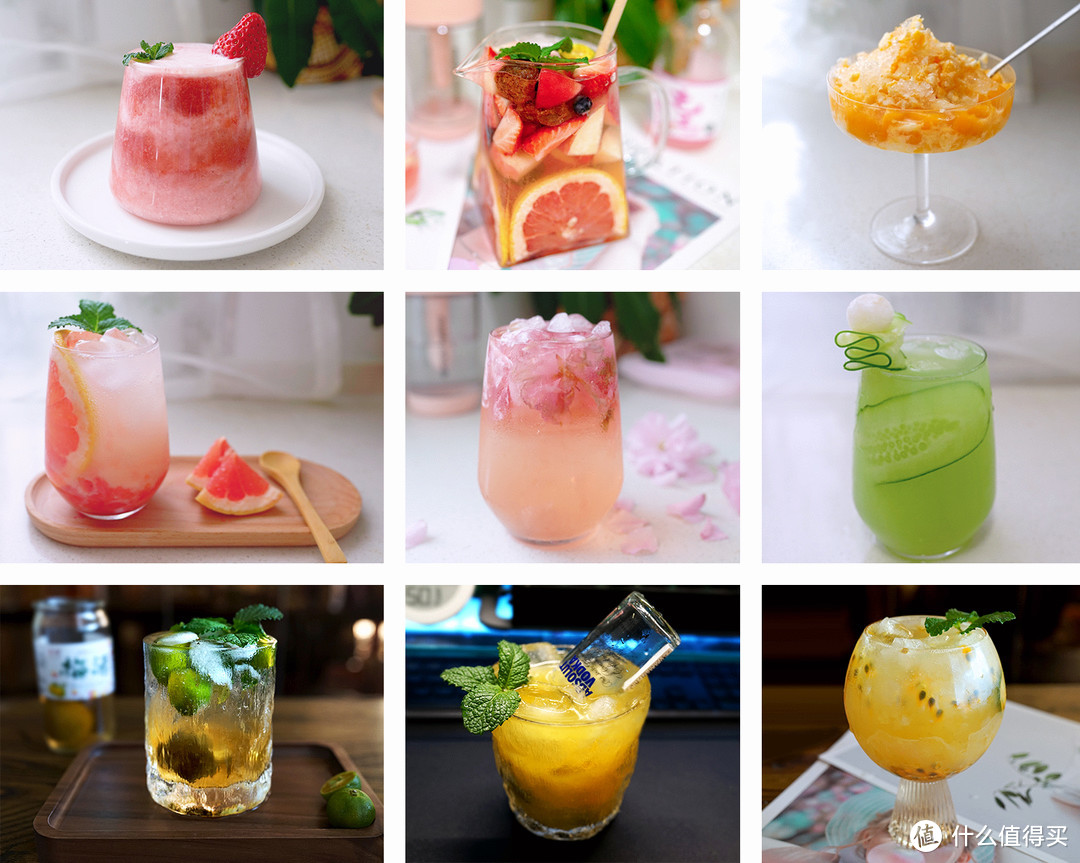 8款夏日微醺气泡饮、果蔬汁做法分享!用便携气泡杯实现汽水自由!